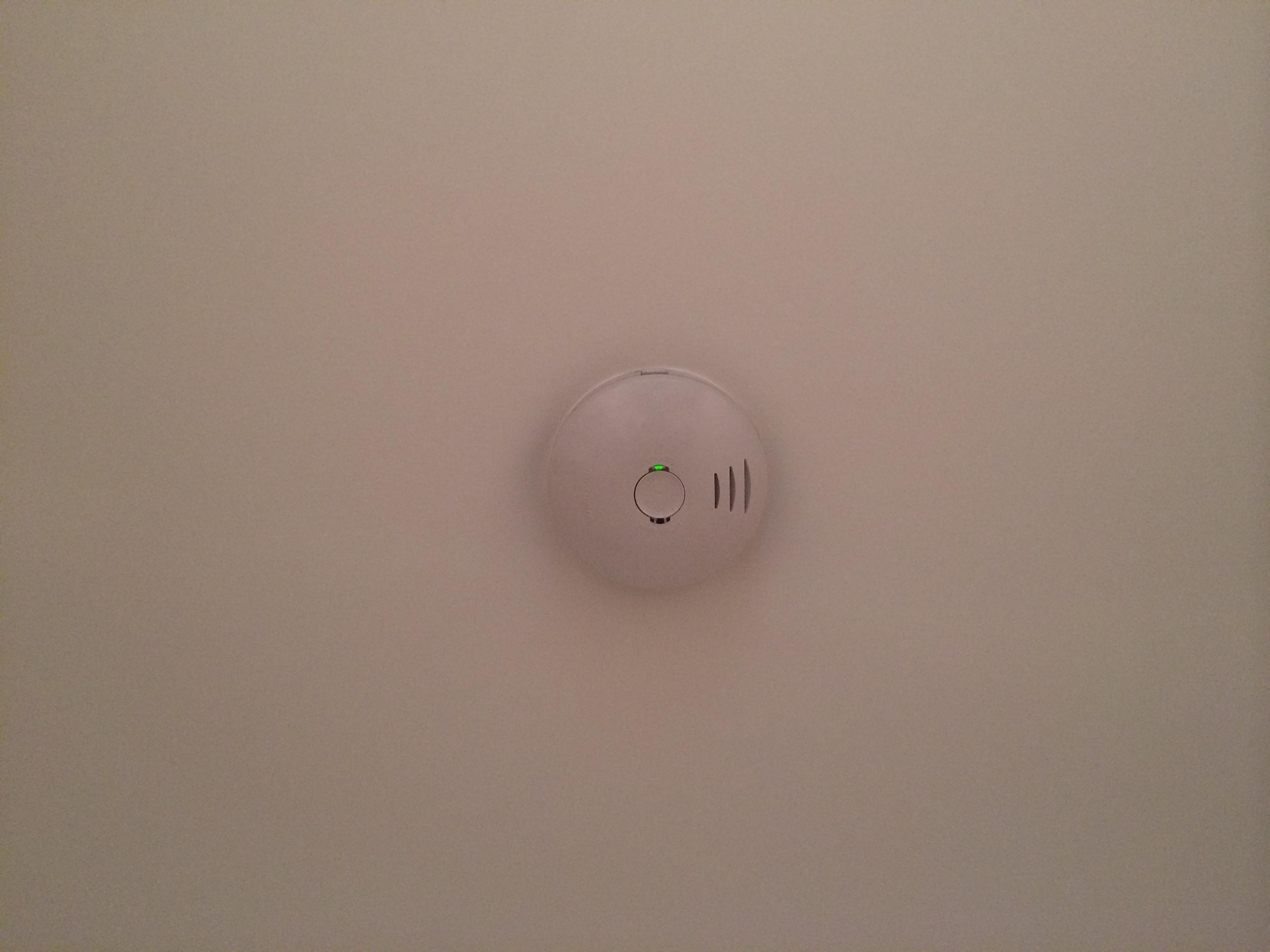 Residential - Smoke Alarm Detector installation